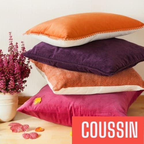 coussin son s