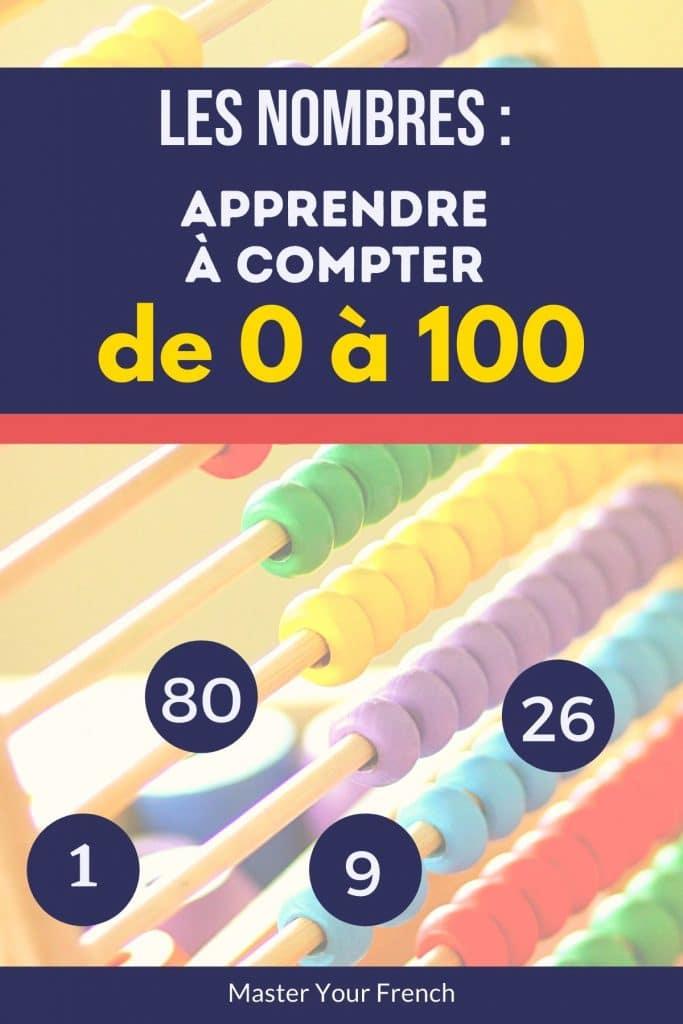 pin apprendre les nombres en français