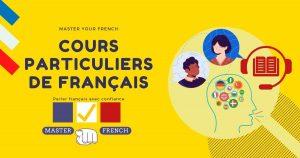 cours partiuliers de français