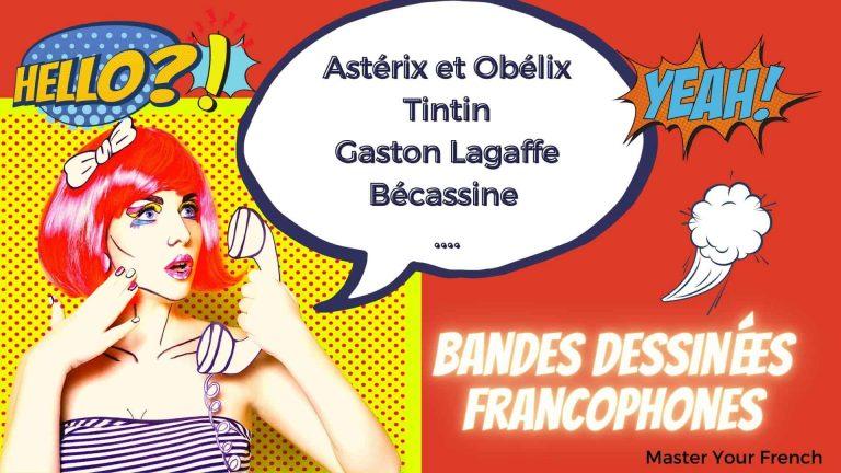 bande dessinees francophones