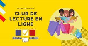 club de lecture en ligne par master your french