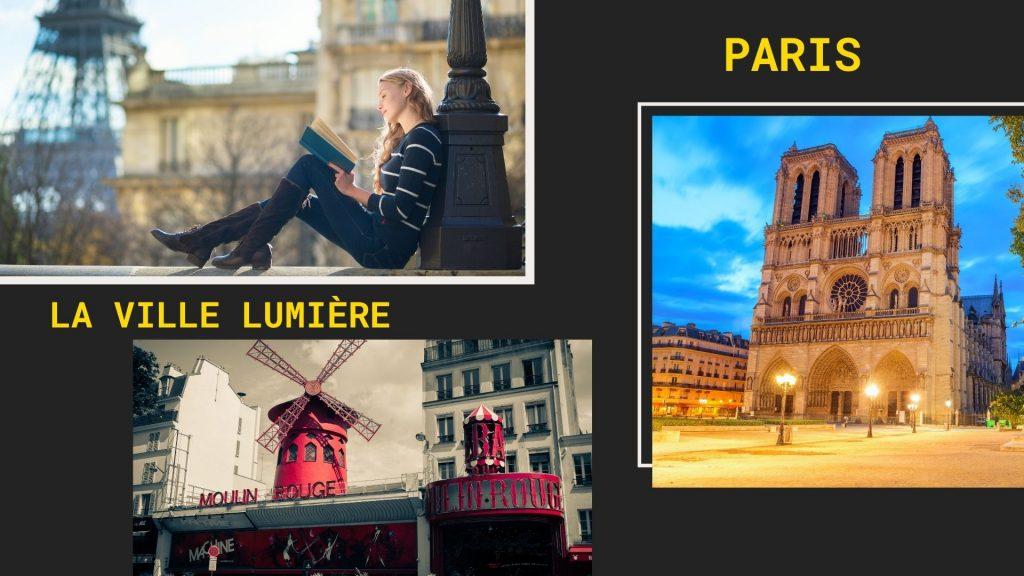 guide pour visiter paris