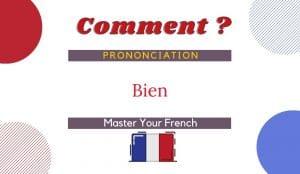 comment prononcer bien en francais