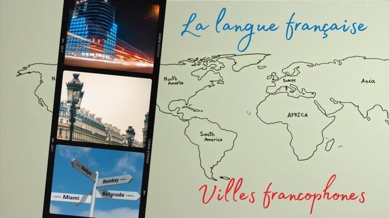 langue francaise dans le monde