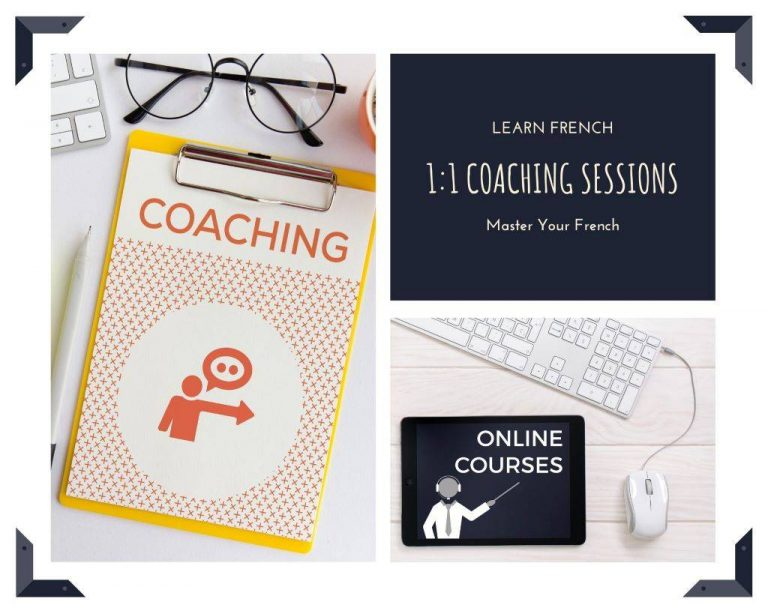 online coaching sessions to learn french