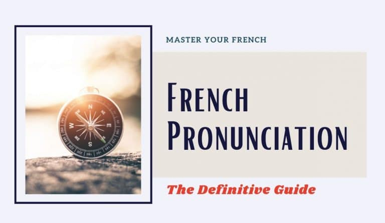 the definitive guide to french pronunciation