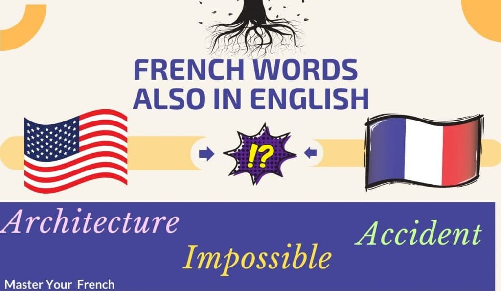 french words used in english illustration