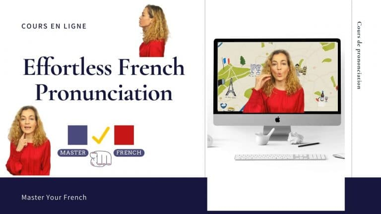 effortless french pronunciation course master your french