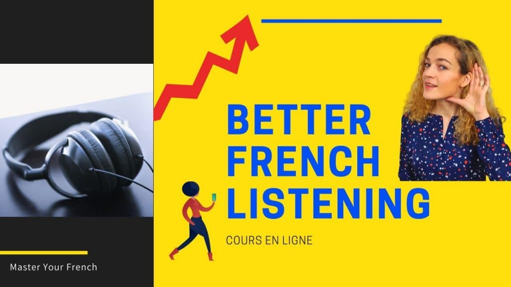 french listening course master your french