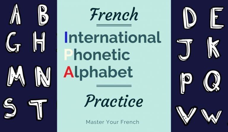 practice french sound international phonetic alphabet ipa