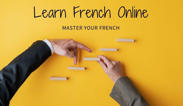 steps learn french online