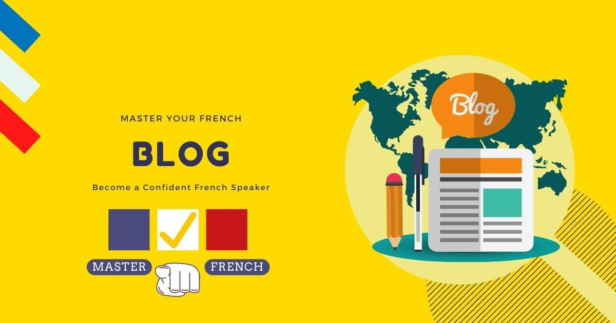 master your french blog