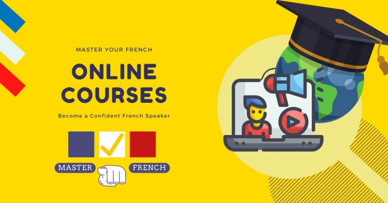 master your french online courses international education