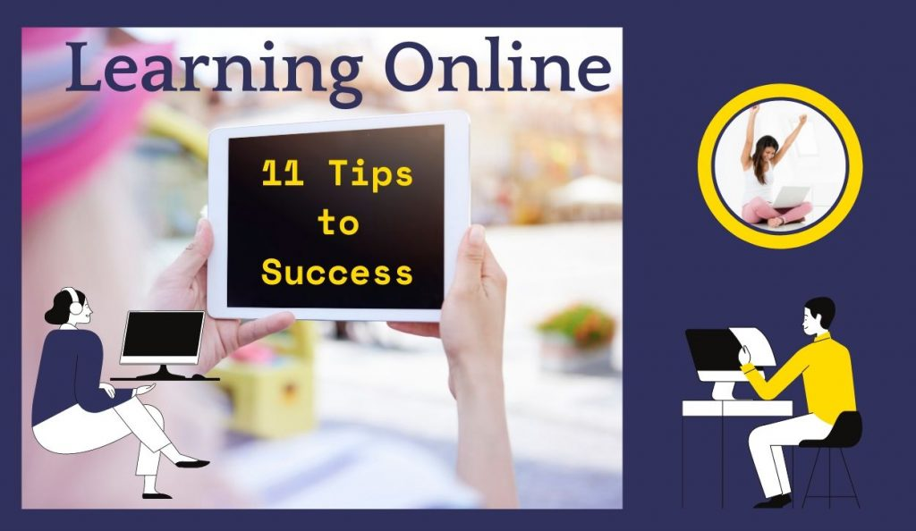 11 tips success learning online
