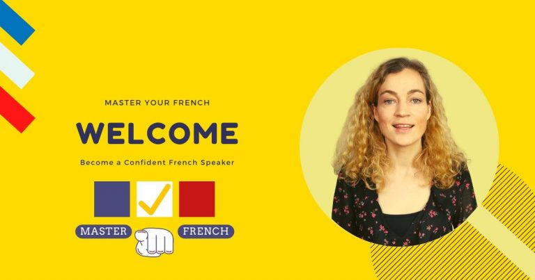 welcome master your french mylene