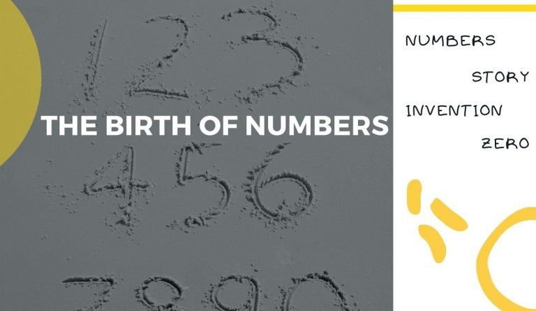 numbers numerals invention story zero