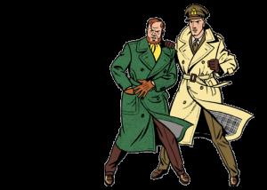 BD Blake et Mortimer