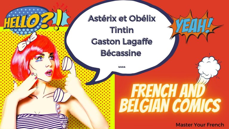 French Belgian comics
