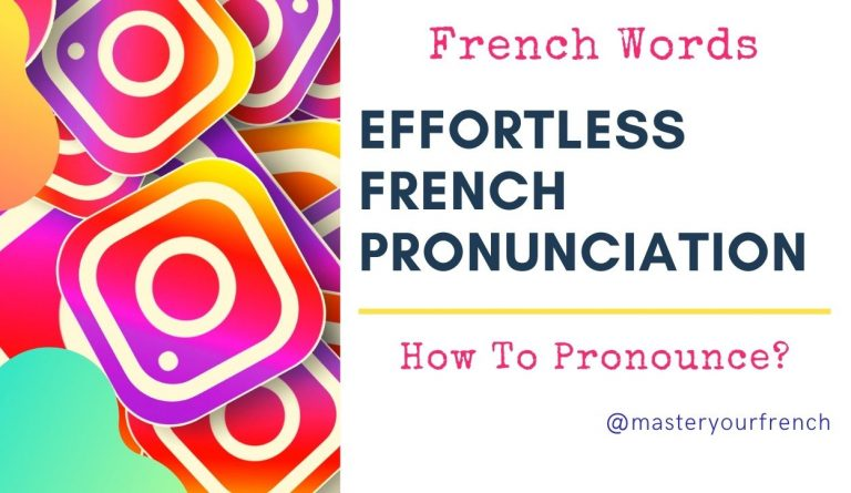 effortless french words pronunciation