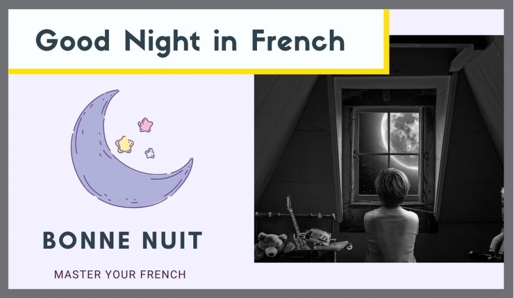 good night in french