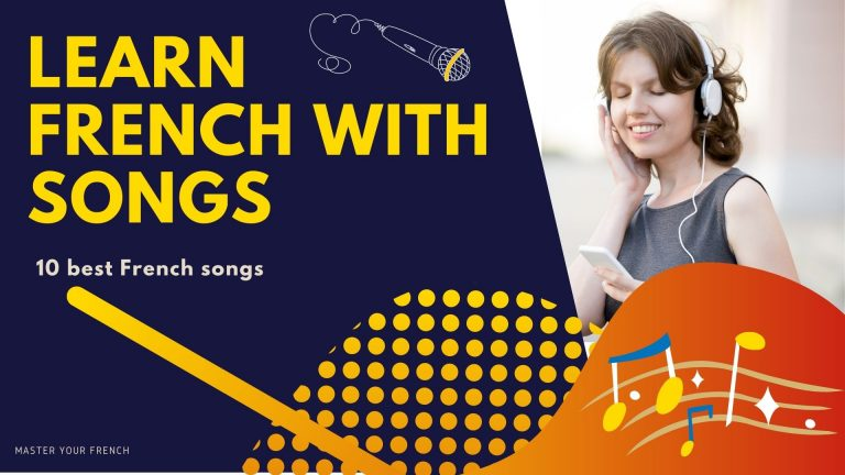 learn french with songs music
