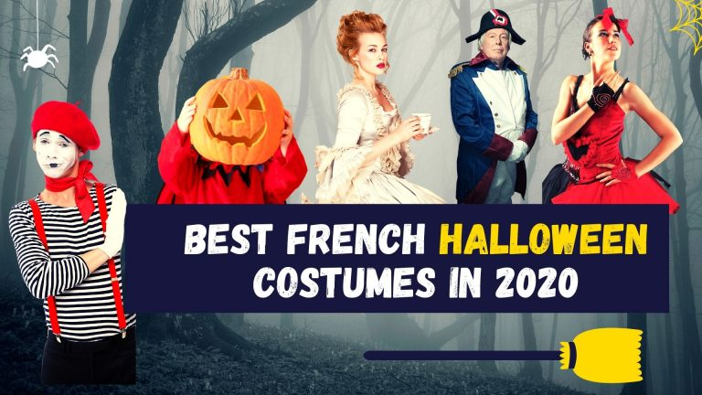 best french halloween costumes