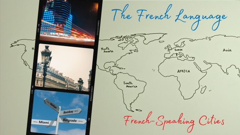 french speaking cities in the world