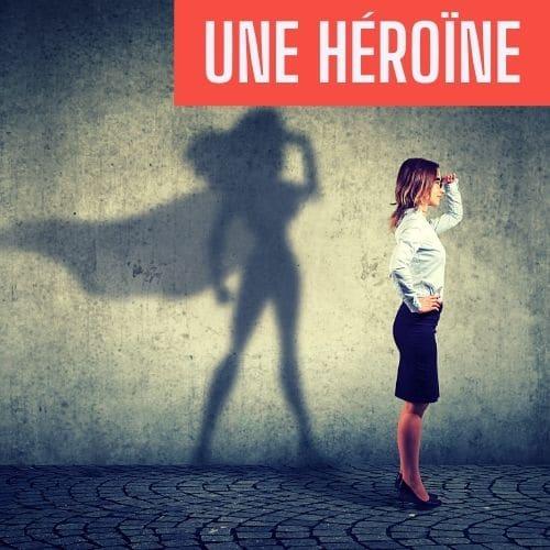 heroine avec h muet