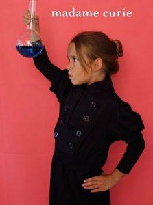 kid scientific marie curie