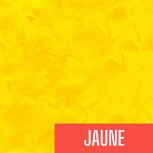 french color jaune