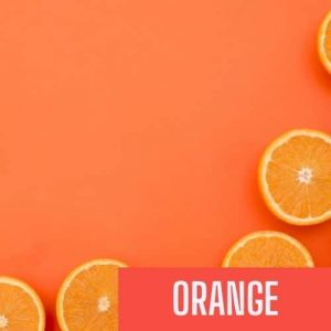 french color orange