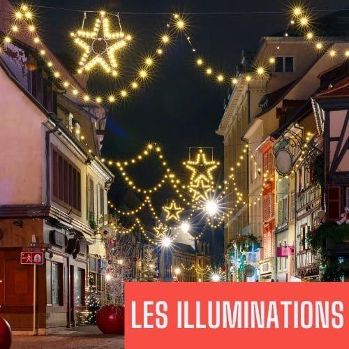 illuminations de noel france