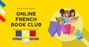online french book club by master your french